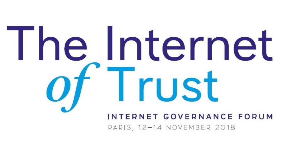 Internet Governance Forum in Paris vom 12. bis zum 14. November 2018 - JPEG